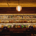 Cedar Room Back Bar